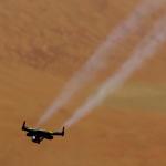 Because Dreams Can And Do Come True (Man flies across Dubai)