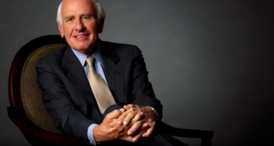 The Law Of Averages -Jim Rohn