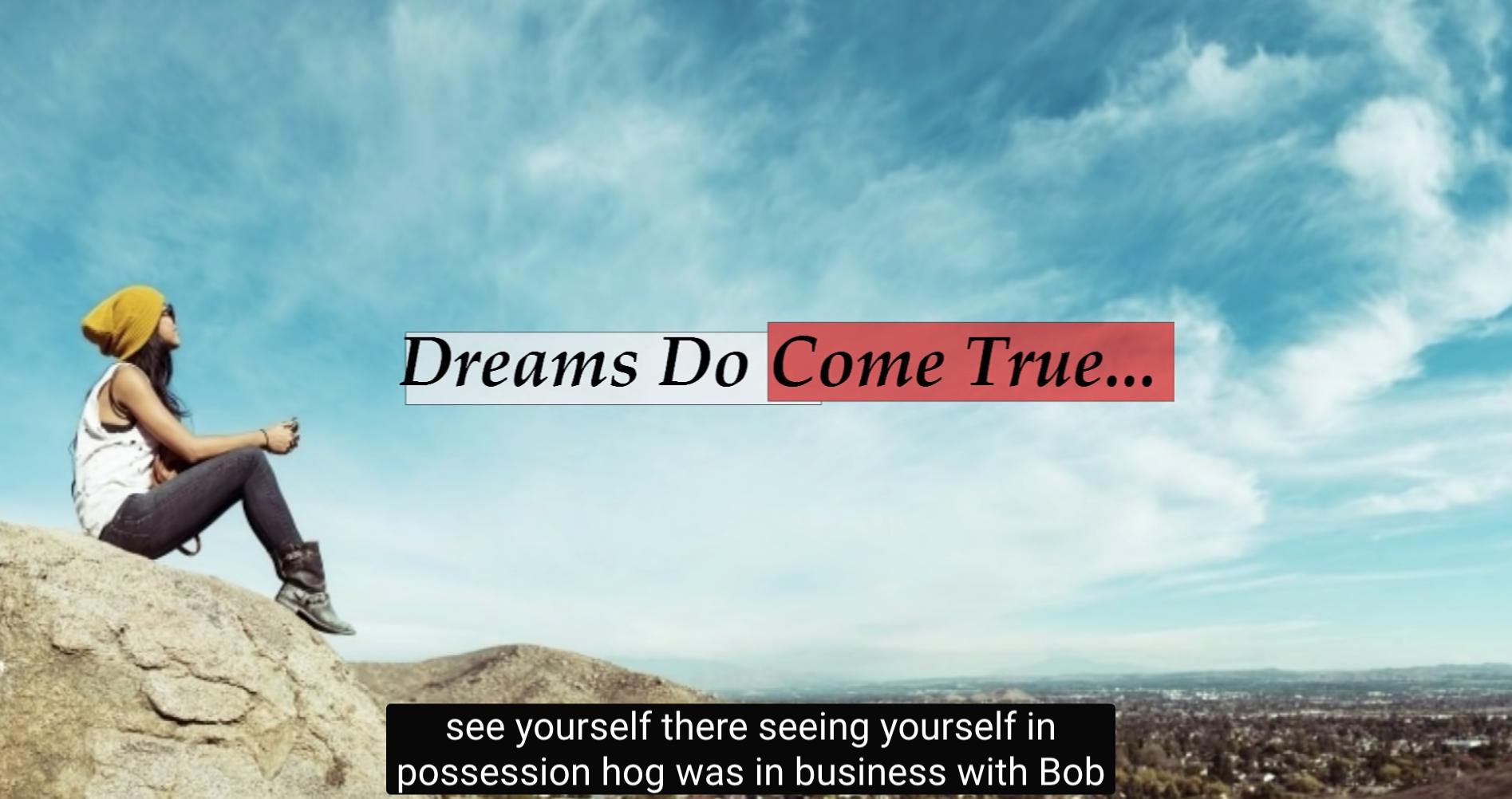 Jim Rohn- Goals & Dreams become magnetic (personal development)
