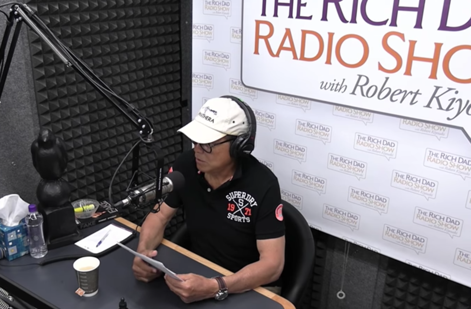 Robert Kiyosaki The one thing you should invest in TODAY